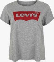 Női szürke, plusz méretű Levi's póló