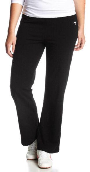 Fekete szabadidős női nadrág Jazzpanty