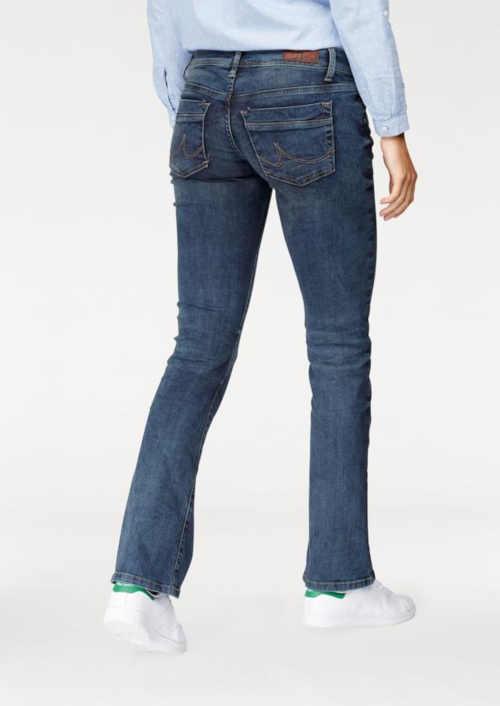 Hosszú női farmer nadrág
