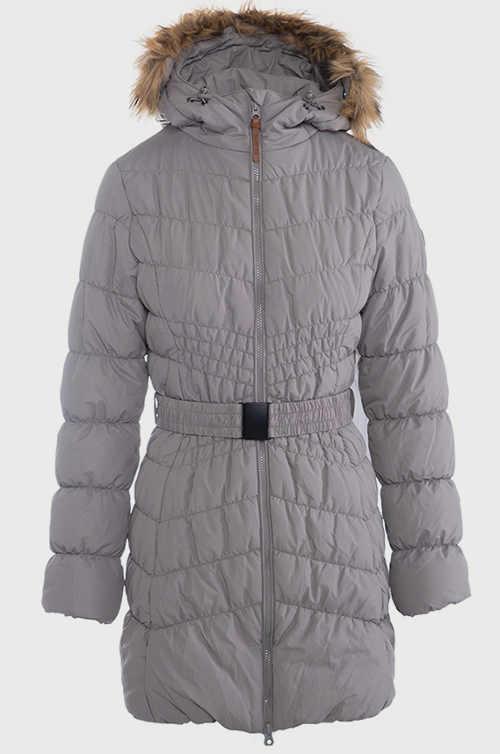 Steppelt női plus size kabát