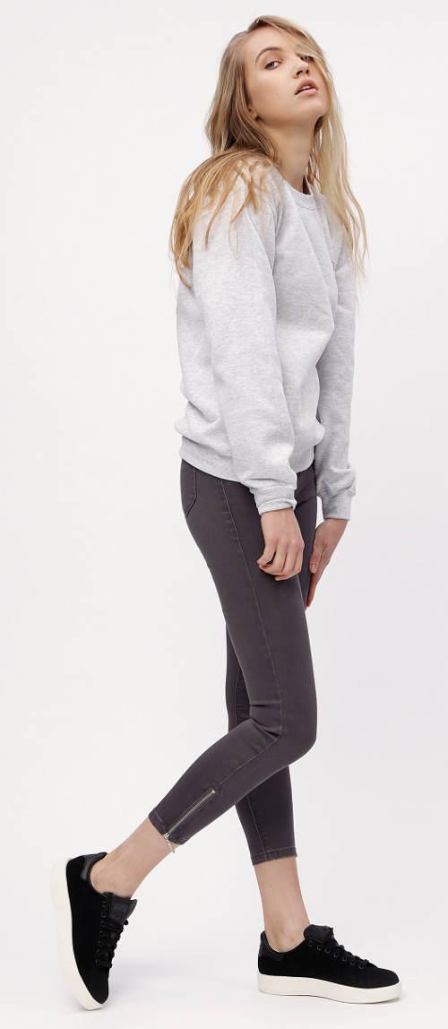 Sportos oversize pulóver